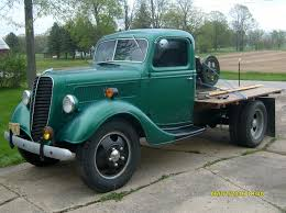 1937 Ford Truck Walk-around Tour For EBay Auction - YouTube