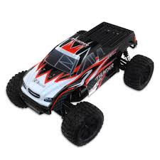 100 Toy Cars And Trucks ZD Racing 110 Big Foot RC Truck RTR 24GHz 4WD Splashproof 45A