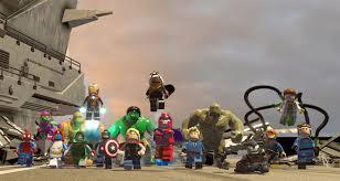 That Sinking Feeling Lego Marvel Minikit by Lego Marvel Super Heroes Xbox 360 Walkthrough Page 1