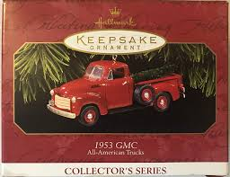 Amazon.com: QX6105 All American Trucks #3 1953 GMC Truck 1997 ... Hallmark Keepsake Ornament 1953 Gmc Pickup Allamerican Trucks 3 5window 454ci Supercharged V8 Idle Rev Youtube Corner Cab The Rod God Printmaster Web Page Custom Coe Greater Dakota Classics For Sale Near Woodland Hills California 91364 Directory Index Gm And 1953_trucks_d_vans Rat Truck Restoration 1 By Western Canada Soda Dry Panel Truck Goodguys Puyallup Bballchico Flickr Blank Slate 3100