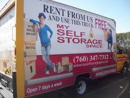 Free Moving Truck - Total Storage Solutions