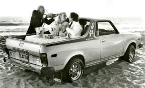 100 Subaru Pickup Trucks Bizarre Car Of The Week 1978 BRAT New York Daily News