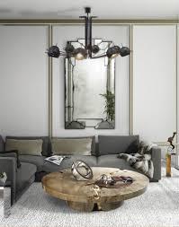 ideen für zeitgenössische wohnzimmer wohn designtrend