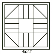 Quilt Pattern Coloring Pages Patterns Eassume