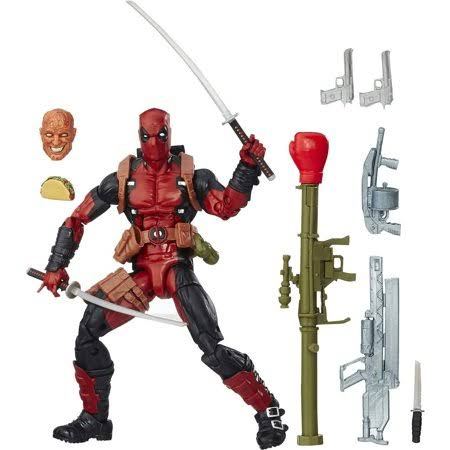 Marvel Legends Series Deadpool - 6""