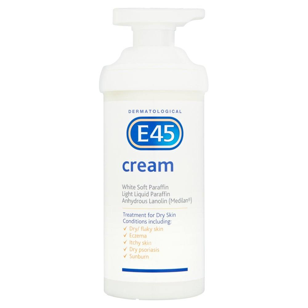 E45 Dermatological Moisturising Cream - 500g