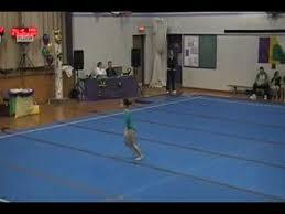Gymnastic Floor Mats Canada by Level 8 Gymnastics In Canada Youtube