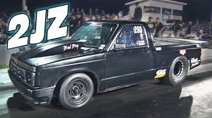 2JZ Powered S10 Pickup Runs Sixes | DragTimes.com Drag Racing, Fast ... Chevrolet S10 Pickup Classics For Sale On Autotrader Sseries Blog Dicated To Gms Truck Lineup Bobbys 1982 Sale Near Cadillac Michigan 49601 Unique Custom Truck Frames Vignette Picture Frame Ideas 1999hevrolet10_2_dr_lsandard_cabtepside_sbpic38075 Extended Cab View All At Supercars 1998 Trucks Mini Truckin Magazine Chevy S10 Ls Swap Lq9 Lq4 L92 53l 60l 62l Engine Custom Bagged Pinterest Bag Chevy And Cars 2000 Interior V8 Engine Swap High Performance
