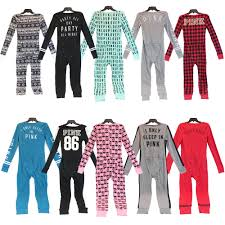 Victorias Secret Halloween Panties by Victoria U0027s Secret Pink Onesie Pajamas Onesie Pajamas Pyjamas
