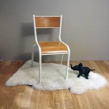 chaise d colier rénover une chaise d écolier