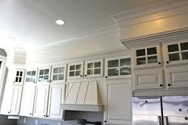 add molding to kitchen soffit by lauren kitchens pinterest