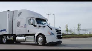 Load One Transport Success Story | Freightliner Trucks - YouTube New Truck Inventory Spied Freightliner Cascadia Gets Supertrucklike Improvements The New Trucks Daimler Shows Off Two Electric For The Us See Selfdriving Inspiration From Freightliner Scadia For Sale Old Dominion Drives Its 15000th Assembly Unveils Supertruck 12mpg Semi Is More Than Twice As Fuel 2019 Light Weight Day Cab At Premier 122sd Group Serving Usa Pt126