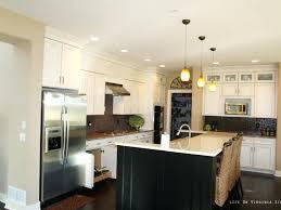 clear glass pendant light kitchen lighting ideas table pendants