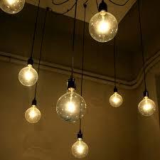 e27 socket lamp holder for pendant bulb home light DIY lamps
