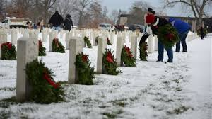Wreaths Across America at Ohio Veterans Home