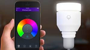 choose a new color for every mood with the smart philips hue bulb