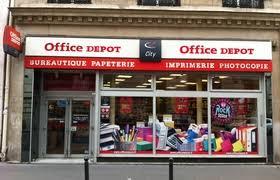 magasin de fournitures de bureau office depot magasin mobilier et fournitures de bureau
