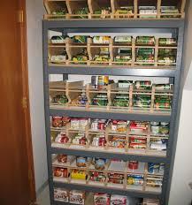 Can Organizer Rack Nice Design 6 Canned Food Storage Rack Plans