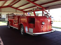 100 Fire Truck Museum Event 1952 La France Truck At Brookshires Wildlife