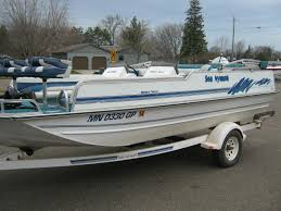 Bayliner 190 Deck Boat by Sea Nymph Stinger Sport 1994 For Sale For 6 500 Boats From Usa Com