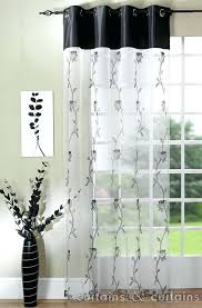 Yellow And Gray Kitchen Curtains by Lovely Black White Kitchen Curtains New Grey Yellow And Excellent