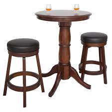 Wayfair Kitchen Bistro Sets by Bar Table Set Perfect Yukon Stainless Steel Bar Table Set W Ringo