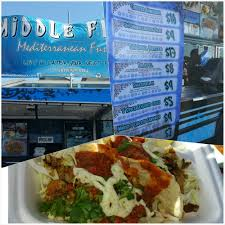 100 Oc Food Truck Truck Middle Feast The Menu And Spicy Moroccan Fish Tacos Yelp