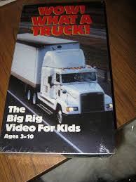 100 Wow Truck Amazoncom What A VHS Big Rig Video For Ki Movies TV
