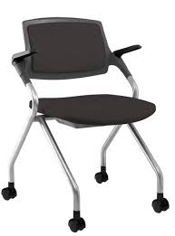 EcoCentric™ Nesting Chair - ErgoCentric Ecocentric Mesh Ergocentric Icentric Proline Ii Progrid Back Mid Managers Chair Room Ideas Geocentric Extra Tall Mycentric A Quick Reference Guide To Seating Systems Pivot Guest Ergoforce High 3 In 1 Sit Stand