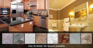marble floor tile vs travertine vs porcelain vs granite comparison