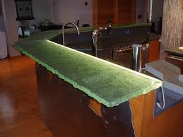 Fusion Glass Countertop - Brooks Custom Fniture Mesmerizing Butcher Block Countertops Lowes For Kitchen Bar Top Ideas Cheap Gallery Of Fresh Wood Countertop Counter Tops Antique Reclaimed Lumber How To Stain A Concrete Using Ecostain Bar Stunning 39 Your Small Home Decoration Diy Drhouse Custom Wood Top Counter Tops Island Butcher Block Live Edge Workshop Brazilian Cherry Blocks Blog Countertops Island Pretty Inspiration 20 To Build A Drop Leaf