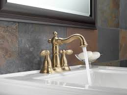 Delta Antique Bronze Bathroom Faucets by Faucet Com 2555 Rbmpu Dst In Venetian Bronze By Delta