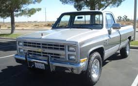 100 454 Truck Buy Used 1985 Chevrolet Silverado 34 Ton Two Wheel Hot
