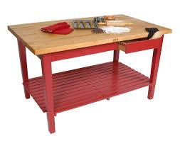 Butcher Block Tables