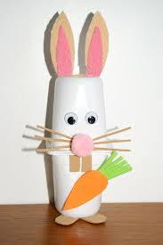 DIY Plastic Cups Rabbit