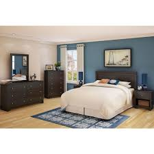 South Shore Furniture Dressers by South Shore Vito 6 Drawer Chocolate Dresser 3119010 The Home Depot