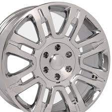 100 Ford Truck Rims 20 Fit F150 Expedition Navigator Chrome Wheels 3788 EBay