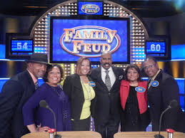 Albany Couple To Appear On 'Family Feud' - Times Union Steve Harvey Host Of Family Fued Says Nigger And Game Coestant Ray Combs Mark Goodson Wiki Fandom Powered By Wikia Family Feud Hosts In Chronological Order Ok Really Stuck Feud To Host Realitybuzznet Northeast Ohio On Tvs Celebrity Not Knowing How Upcoming Daytime Talk Show Has Is Accused Wearing A Bra Peoplecom Richard Dawson Kissing Dies At 79 The