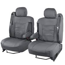 Charcoal Gray Custom Leatherette Fitted Seat Covers - Built For ... Amazoncom Custom Fit Seat Covers For Chevygmc 2040 Style Tractor Tailored Car Direct Truck Camo Sportsman Camo Covers Camouflage Chartt Duck Weave Woven Fabric And Truck Seat Truckleather Prym1 For Trucks Suvs Covercraft Buddy Bucket Ideas Pinterest Charcoal Gray Leatherette Fitted Built Saddleman Canvas Coverking Moda Ram Trucks New Fashion Velvet Full Universal Most