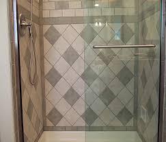 smoke glass subway tile tile bathroom tile designs and tile design