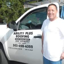 ability plus roofing roofing 14001 sw pleasant valley rd