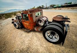 100 Rat Rod Semi Truck Group Of