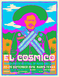 2016 Trans Pecos Poster