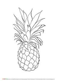 Free Printable Coloring Pages For Toddlers And Preschoolers Pineapple Click Through