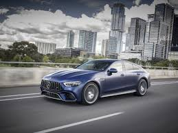 2019 Mercedes-AMG GT 63 4-Door Coupe Priced | Kelley Blue Book
