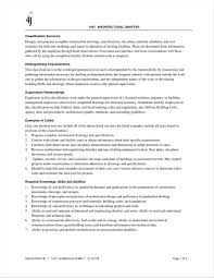 Autocad Drafter Resume Objective Lovely Sample For Architectural Draftsman Of