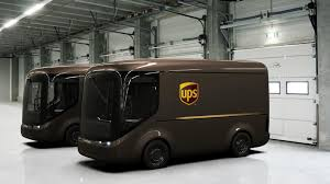 100 Picture Of Truck New UPS Electric Truck Design Helps Driver Awareness And