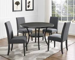 Dining Chairs Walmart Canada by Indira 5 Piece Dining Set Table 4 Chairs Grey Walmart Canada