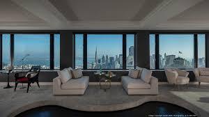 100 Penthouses San Francisco 16 Million Nob Hill Penthouse Hits Market