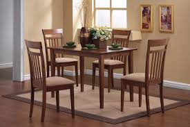 Casual Chestnut Five-Piece Dining Set - Coaster Fine Furniture Coaster Company Brown Weathered Wood Ding Chair 212303471 Ebay Fniture Addison White Table Set In Los Cherry W6 Chairs Upscale Consignment Modern Gray Chair 2 Pcs Sundance By 108633 90 Off Windsor Rj Intertional Pines 9 Piece Counter Height Home Furnishings Of Ls Cocoa Boyer Blackcherry Side Dallas Tx Room Black Casual Style Fine Brnan 5 Value City 100773 A W Redwood Falls